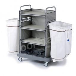 Hotelwagen Maxi - Kunststoff (ohne Wäschesäcke)